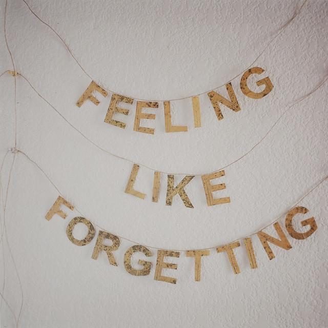 Feeling Like Forgetting Pt. I