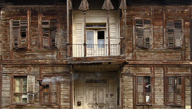 388 - Old house in Edirne