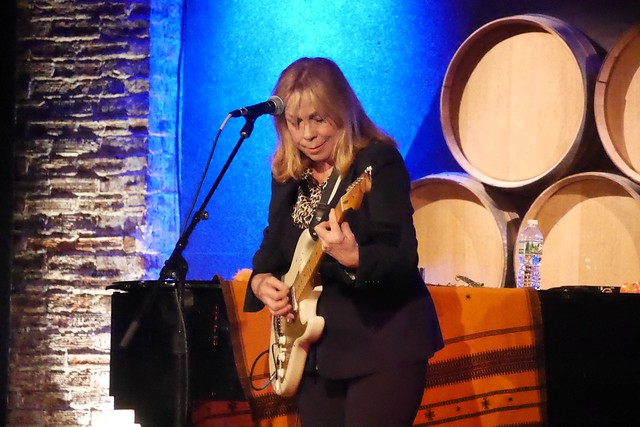 土, 2016-03-12 21:20 - Rickie Lee Jones at City Winery