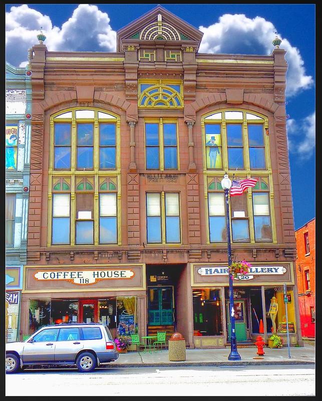 Albion New York ~ Pratt Opera Theater ~ Historic District