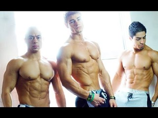 aesthetic bodybuilding  fitness motivation workout in lon