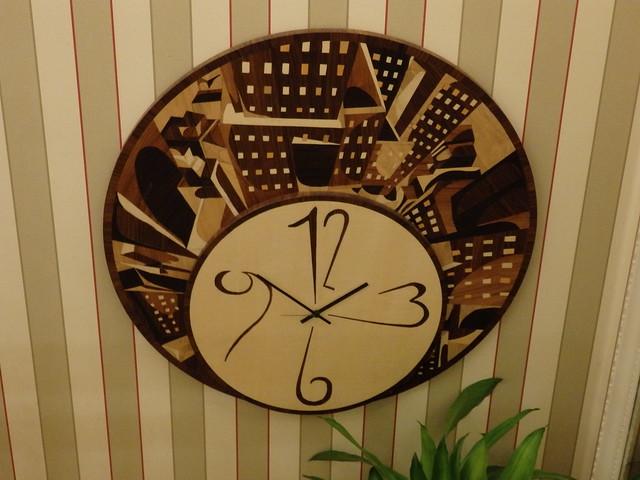Clock at