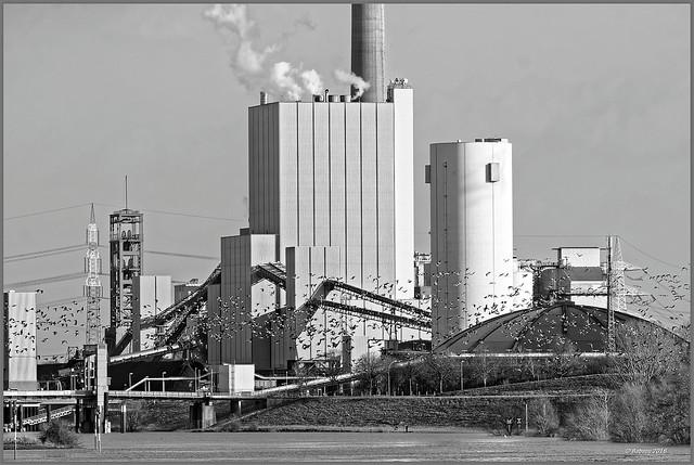 Niederrhein - Kontraste