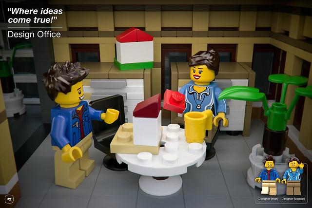 LEGO Factory playset - LEGO design studio