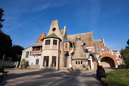 villa torlonia - casina delle civette | angelo alberto ...