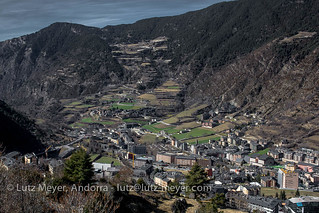 Andorra alternative crossing: Encamp, Vall d'Orient, Andorra
