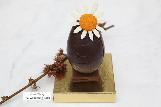 Daisy Collection Chocolate Easter Egg