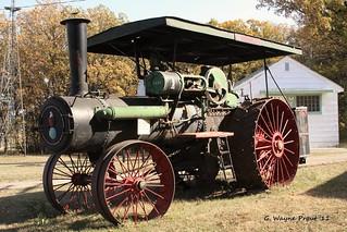 1912 Case 28-80 Steam Engine Tractor