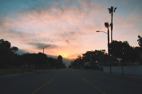 sun sunrise la losangeles iphone vsco vscocam