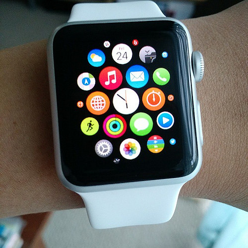 iWatch | by AthCom.ie