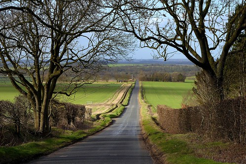 road england landscape countryside country hertfordshire herts kelshall odsey