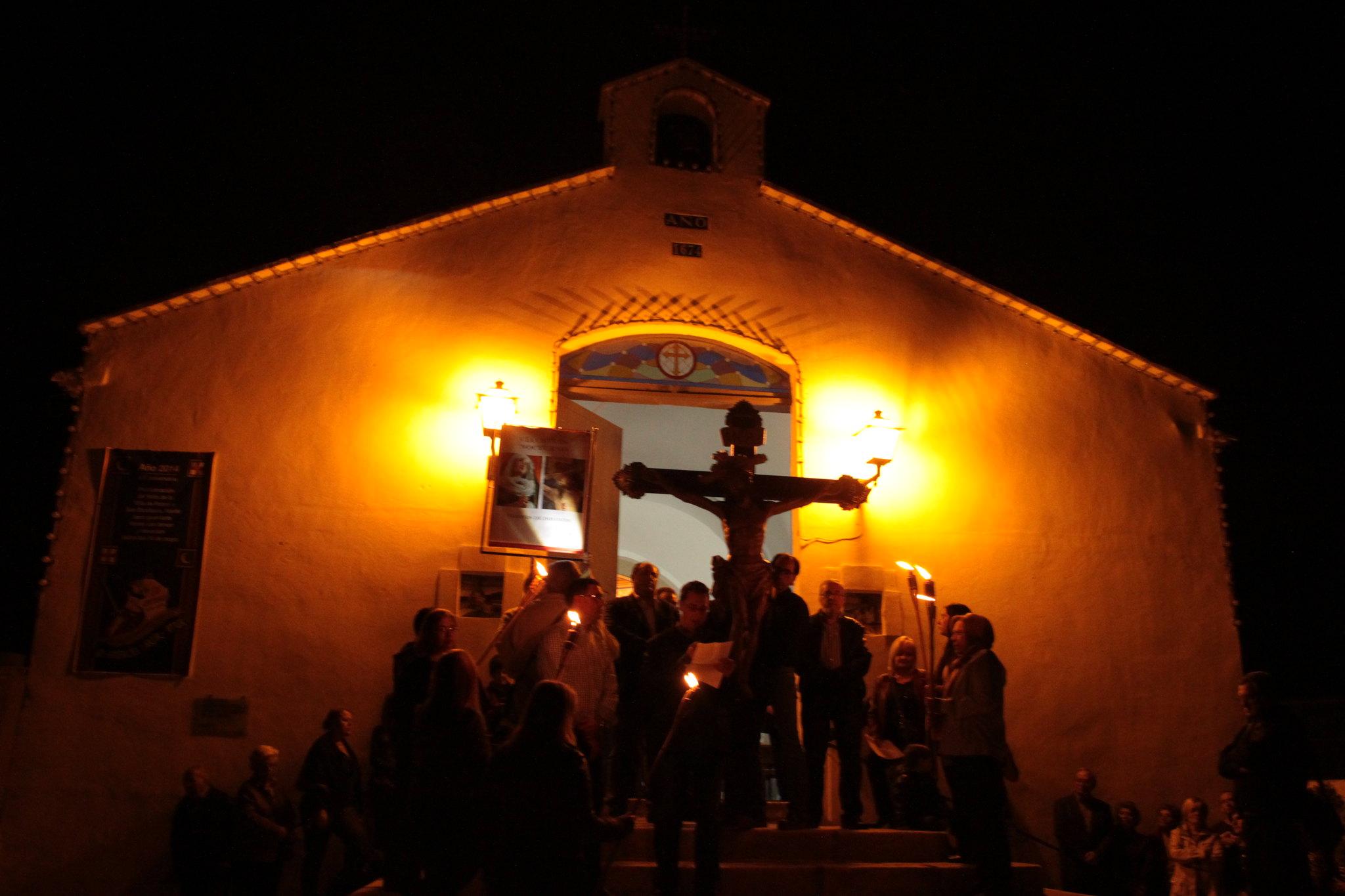 (2014-04-01) -  V Vía Crucis nocturno - Javier Romero Ripoll (197)