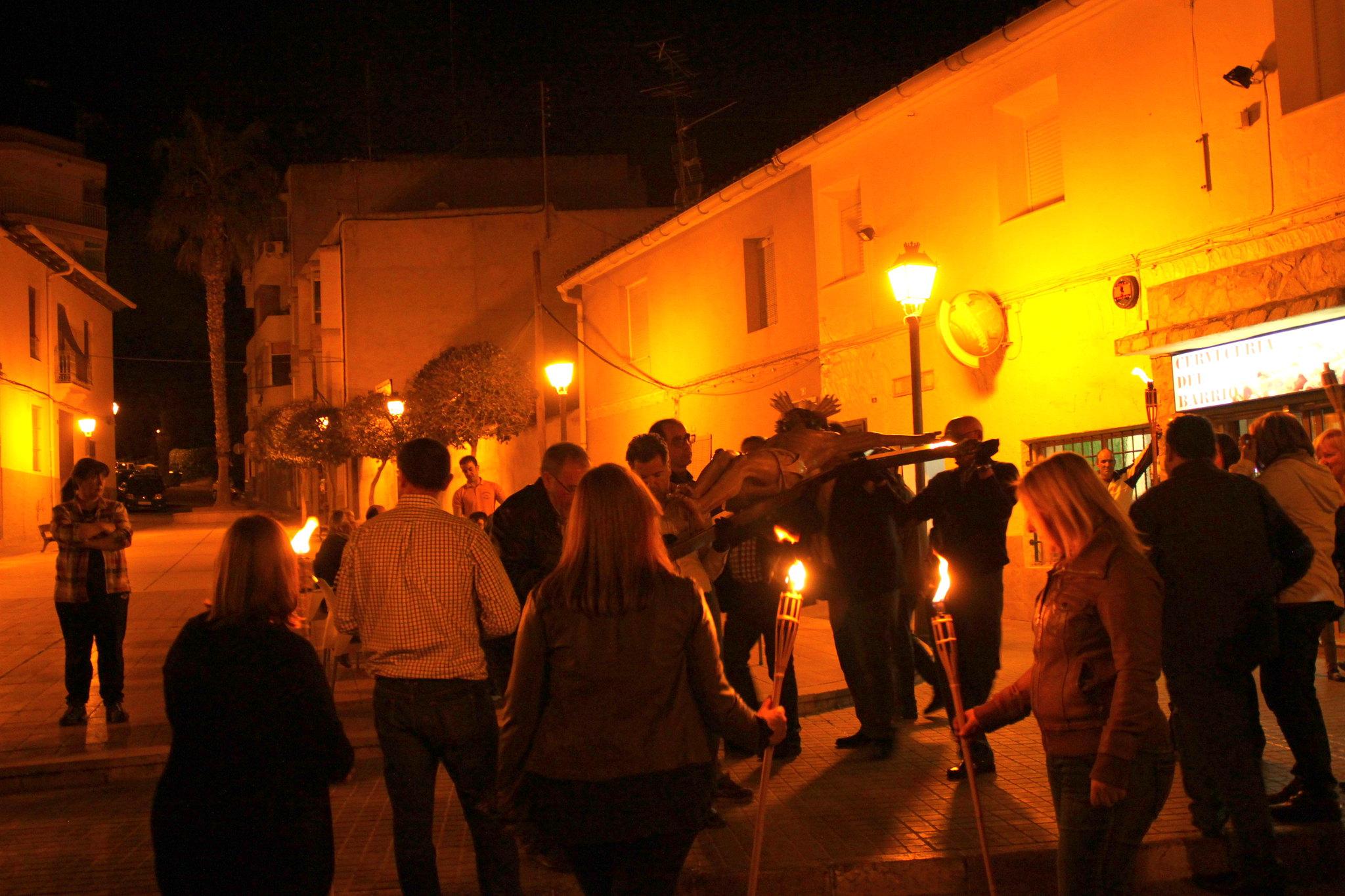 (2014-04-01) -  V Vía Crucis nocturno - Javier Romero Ripoll (27)