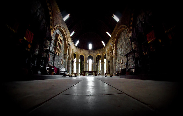 St Conan's Kirk, Loch Awe, Argyll