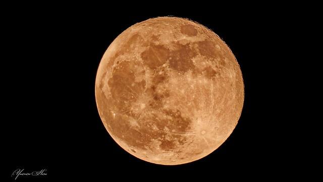 Pleine Lune-Full Moon