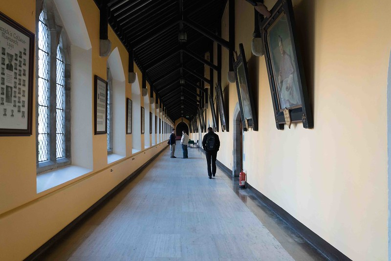 I RETURN TO ST. PATRICK'S COLLEGE [MAYNOOTH]-112057