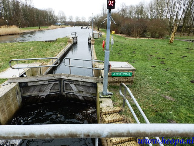 2016-02-20 Nobelhorst Almere 26.1 Km (81)