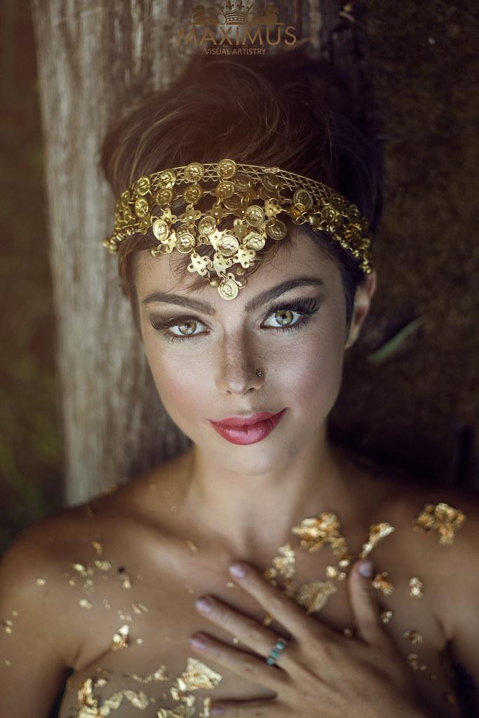 Aphrodite: Portrait of a Goddess | Could you imagine love ...