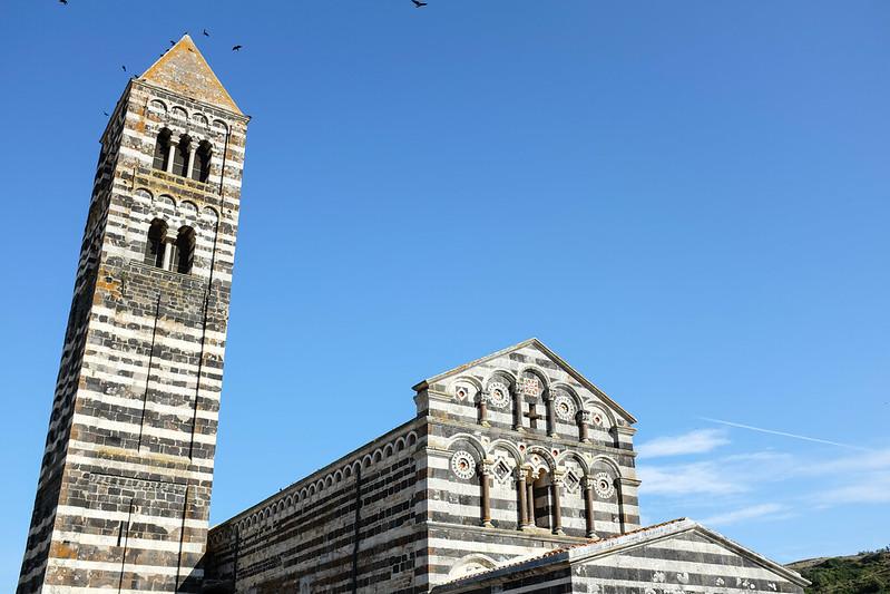 La basilique de Saccargia