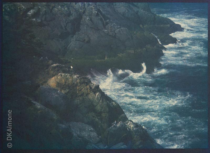 Monhegan Coastline