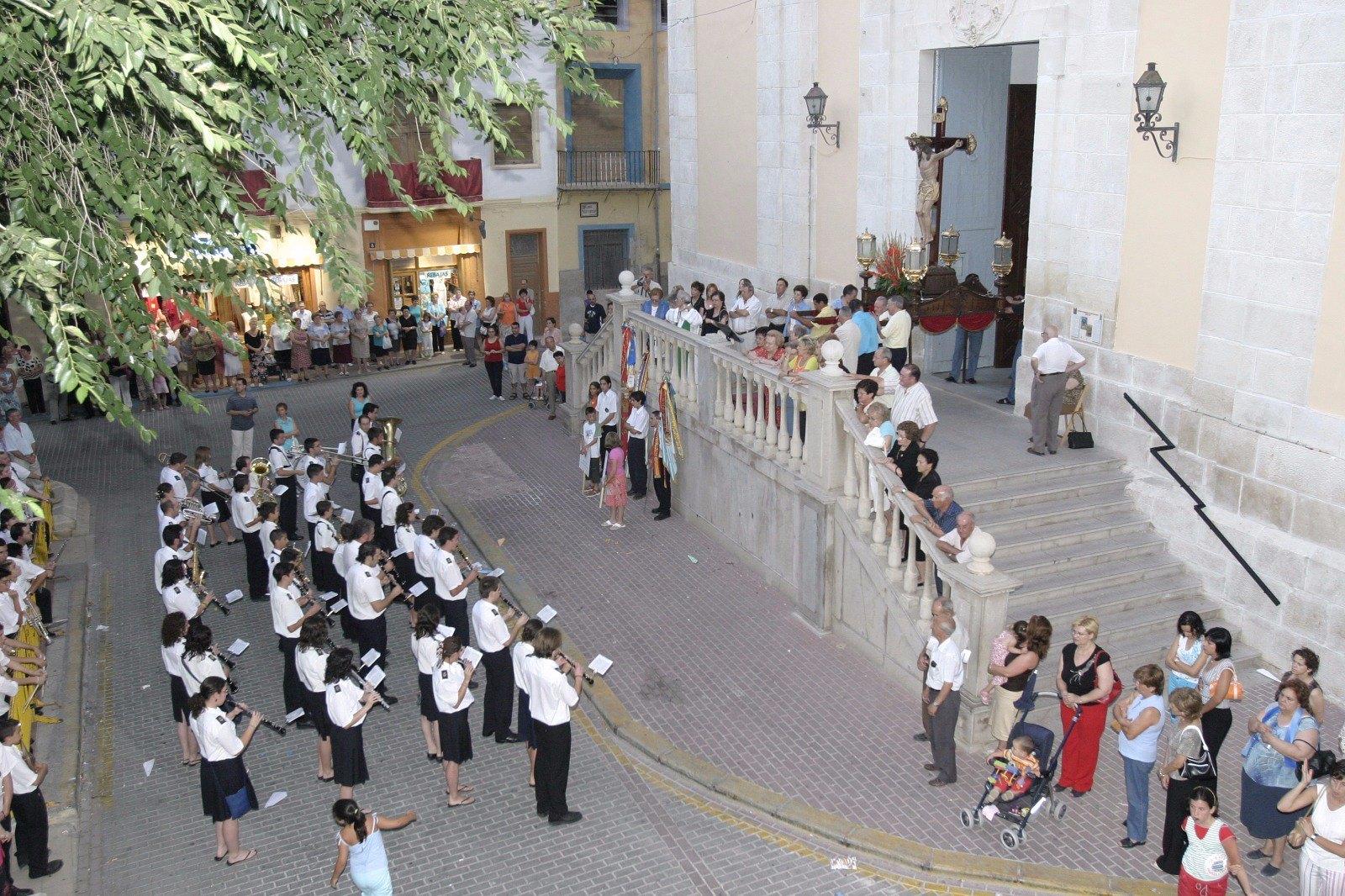 (2005-07-02) - Estreno Marcha Procesional  - Vicent Olmos -  (24)