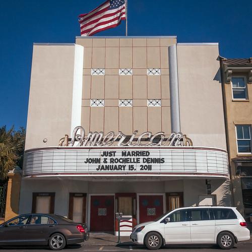 King St Charleston Sc: American Theatre (1942), View 02, 446 King St, Charleston