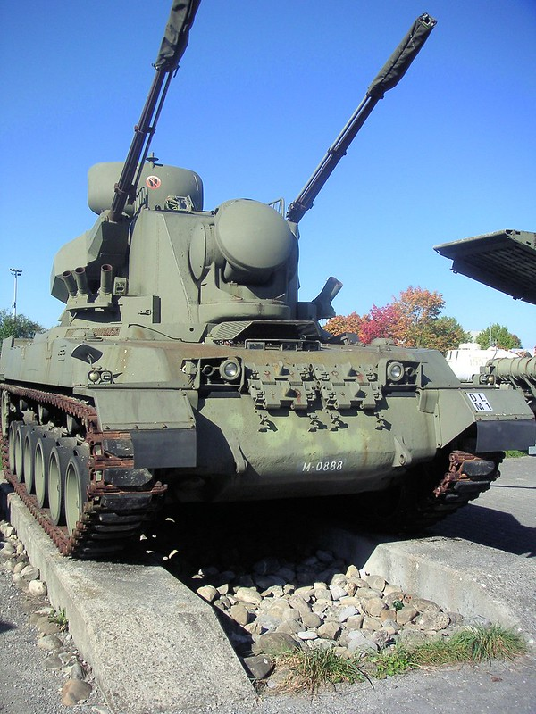 Pz68 Flakpanzer 4