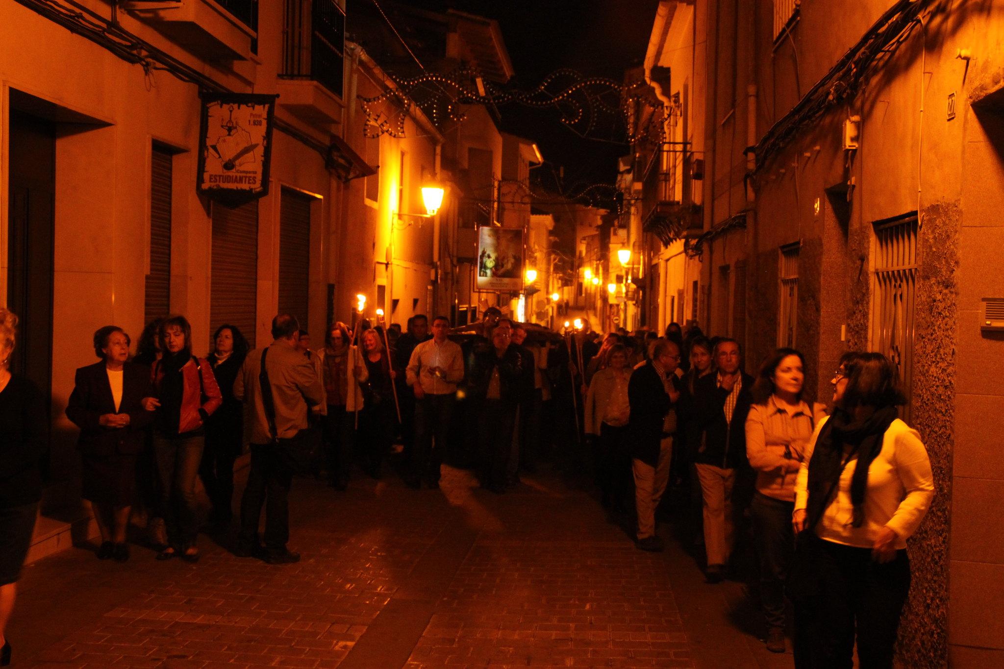 (2014-04-01) -  V Vía Crucis nocturno - Javier Romero Ripoll (130)