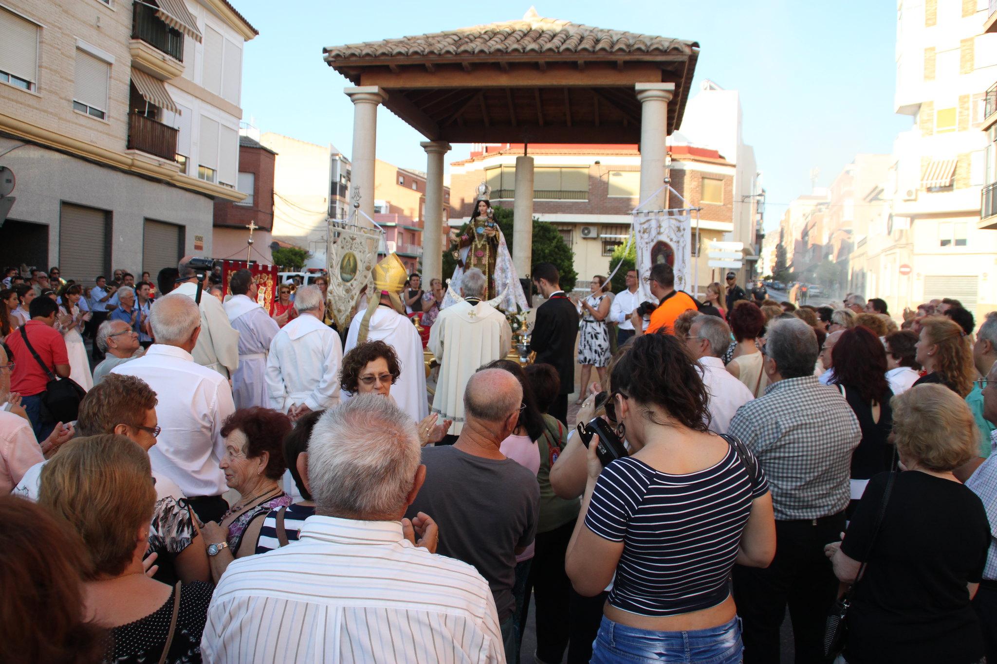 (2015-07-12) - Virgen del Carmen, parroquia La Santa Cruz - Javier Romero Ripoll (97)
