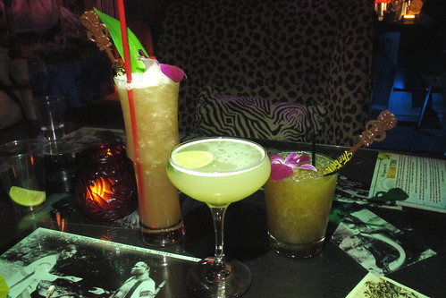 Drinks at The Golden Tiki | by The Tiki Chick