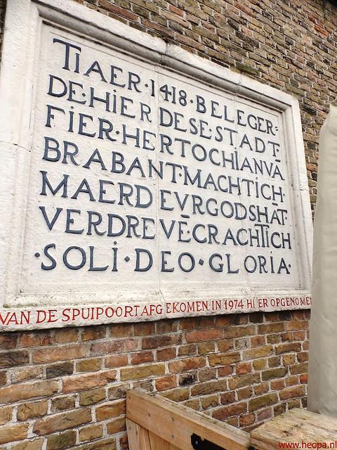 2016-03-23 stads en landtocht  Dordrecht            24.3 Km  (52)