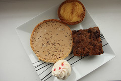 The gypsy tart (and other British desserts)