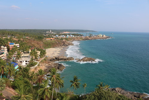 View from Kovala Lighthouse - LeftSide | by babumuchhala