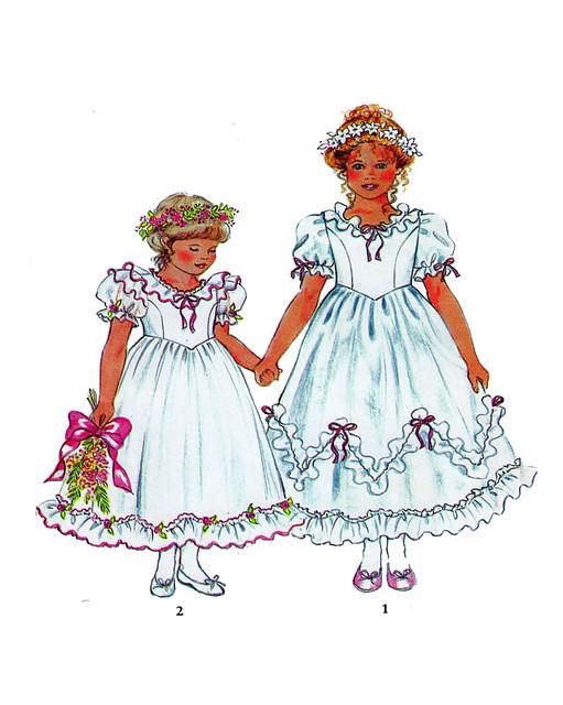 New Look 6362 Princess Dress