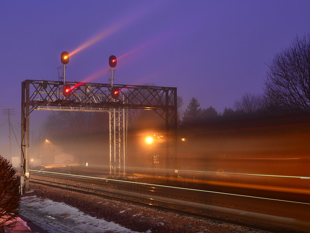 Fog-lights