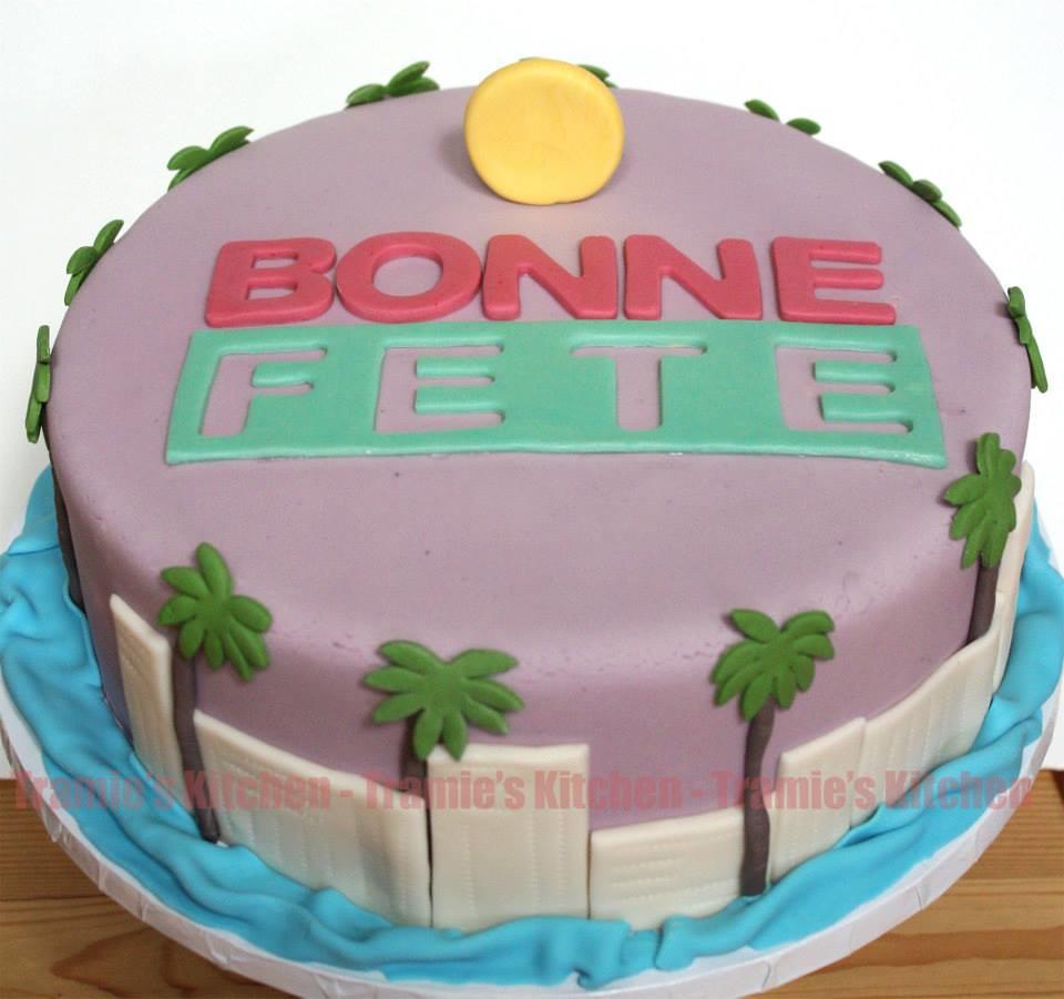 Tremendous Miami Vice Birthday Cake Bonne Fete Simon Bran Muffi Flickr Personalised Birthday Cards Paralily Jamesorg