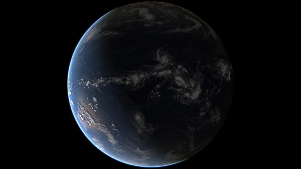 Tropical Storm Pali and Cyclone Ula