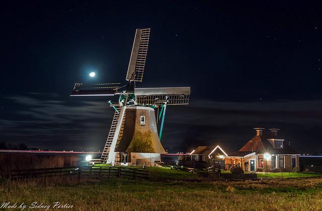 Tadema's molen in Bolsward