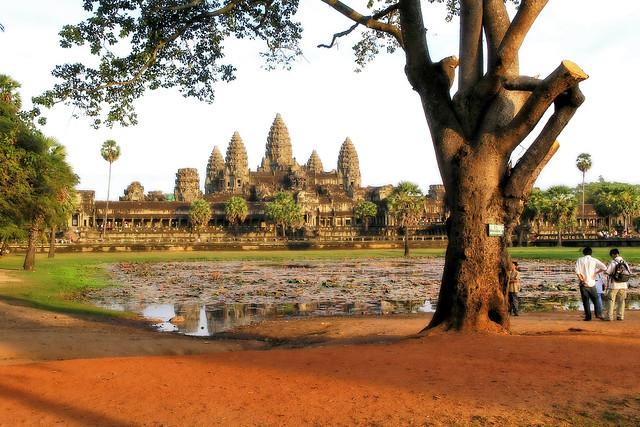 Cambodia - Angkor Wat - 140b