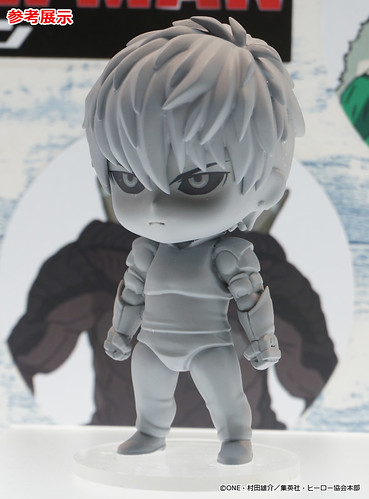 Nendoroid Genos (One Punch Man) | by animaster