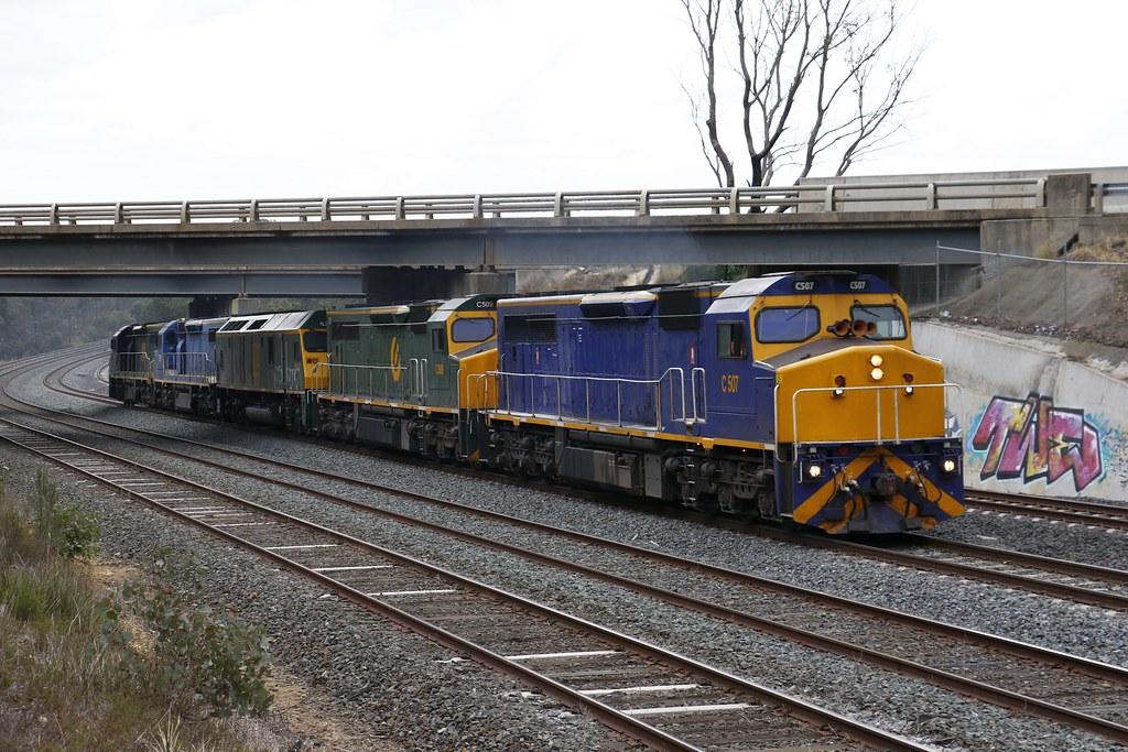 C507, C509, RL307, C505, C506 DVM1 by Greensleeves.94