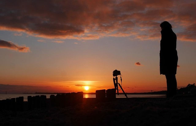 Shooting the Sunset