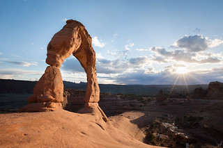 Delicate Arch | by tsaiproject