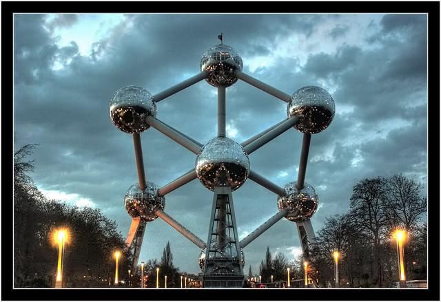 Brüssel B - Atomium 24