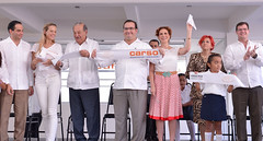El gobernador Javier Duarte inauguró la Escuela Primaria Juan Maldonado Pereda 18