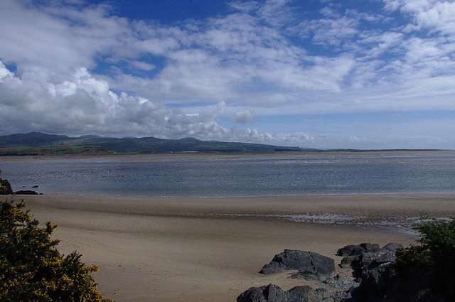 D12466.  Dwyryd Estuary.