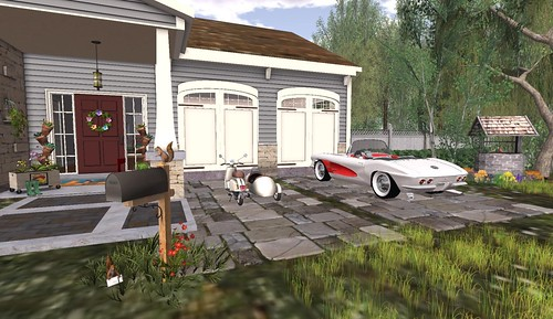 Potomac Signature Homes- Mailbox (H&G Expo 2016) | by Hidden Gems in Second Life (Interior Designer)