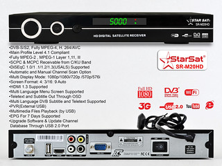 M20HD_Facebook | SR-M20HD starsat com/index php/hd-receivers