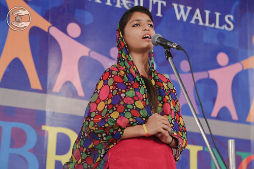 Devotional song by Prerna from Mangolpuri