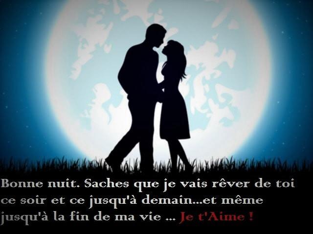 Smsamourbonnenuit Sms Bonne Nuit Amour En Savoir Plu
